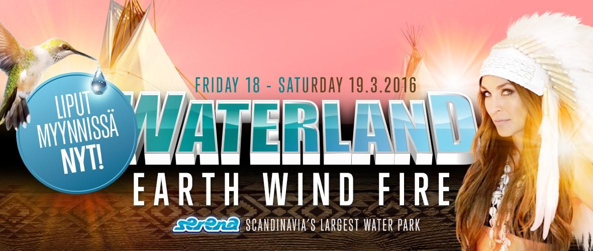 Waterland Festival 18.-19.3.2016