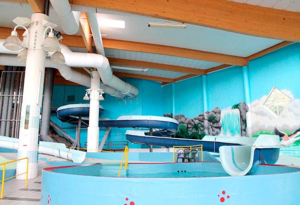 80-meter slide